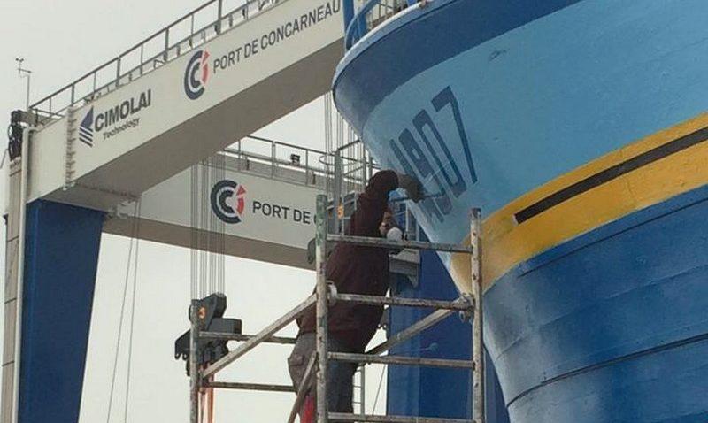 IPC Concarneau Naval - actus images du 07-06-2018
