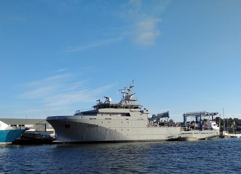 BSAH Seine - Barillec marine