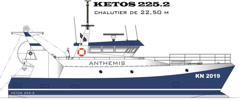 anthemis - ketos ©PIRIOU- IPC Concarneau naval