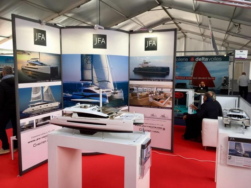 alon multicoque ©JFA Yachts - IPC concarneau naval