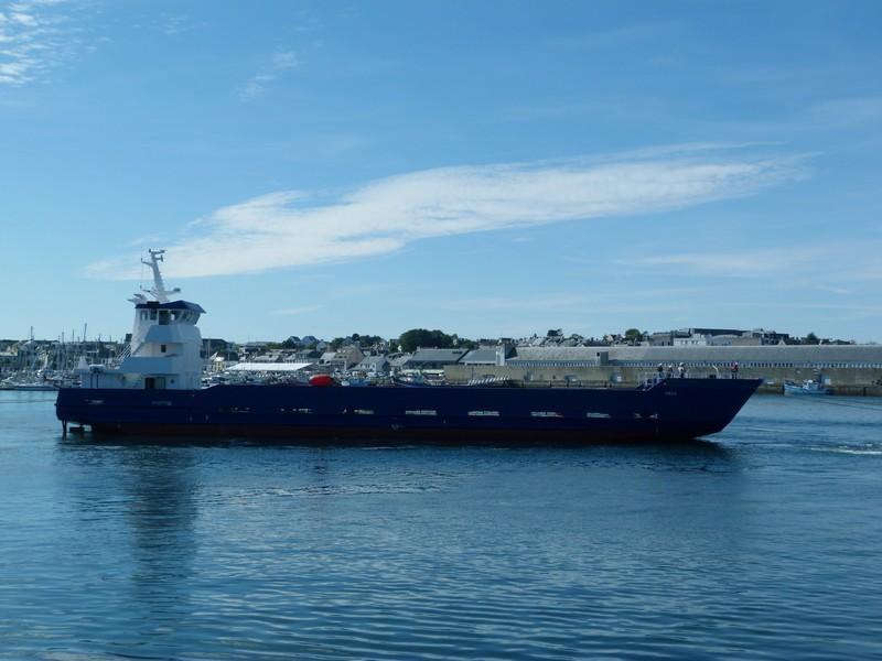 ©L ORCA - mise a l eau - IPC-Concarneau-Naval